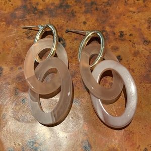 Jewelry - Triple Hoop Earrings